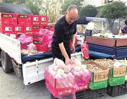 河南卖货郎在萍城