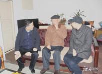 九江市交发集团领导走访慰问公交离休老干部