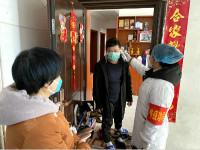 南昌新建区:社区小网格 防疫大作用