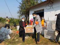 卖鸭卖蜜橘!抚州各地驻村干部为农产品滞销解困