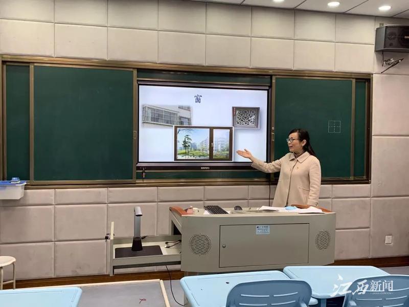 """不一样的教学!九江老师周小兰:为孩子打开一扇""""窗"""""""