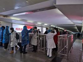 火车站医疗保障队:24小时守护南昌的大门