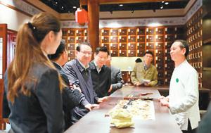 【联防联控江西在行动】江西省长易炼红谈——江西中医药发展风景正好