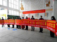 点赞!赣州经开区口罩生产企业捐赠25.4万只口罩助力复学