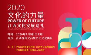 2020江西省文化强省建设推进大会系列活动之主题快闪