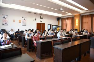 江西省扶贫办公室开展法律知识讲座