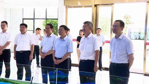 省委常委、组织部部长刘强在我市专题调研人才工作